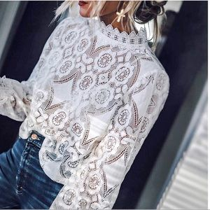 Tops - 💋RESTOCK💋'Delano' 5 ⭐️ Lace Boho Long Sleeve Top